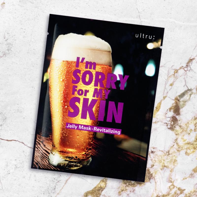 I'm sorry for mI'm sorry for my skin: Jelly maszk - Revitalizing