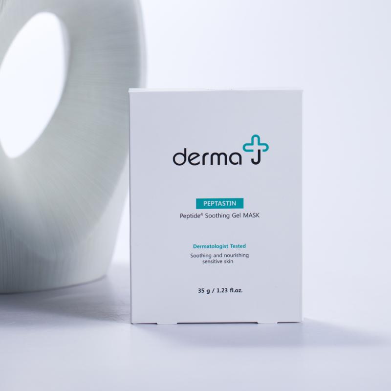 Pepastin nyugtató gél maszk (5 db/szett)