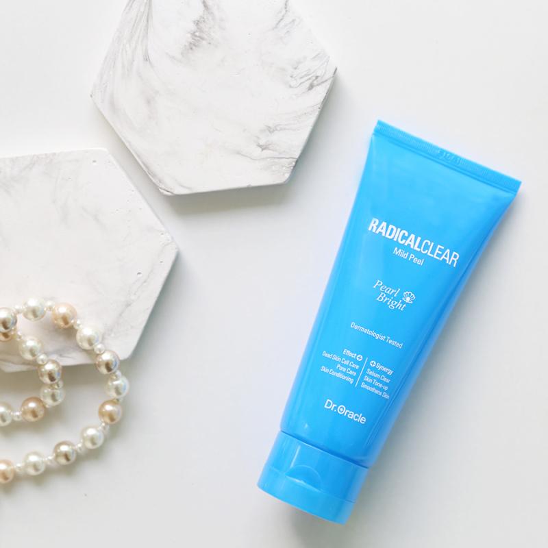 Radical Clear Mild peel-pearl bright